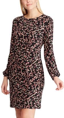 Chaps Women's Long Sleeve Dress