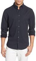 Gant Shadow Long Sleeve Trim Fit Printed Sport Shirt