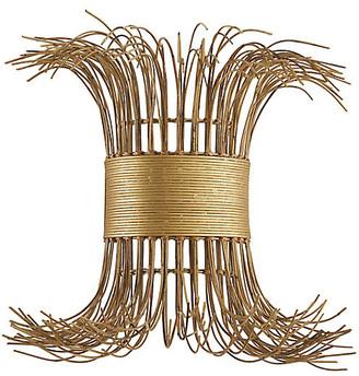 Arteriors Filamento Sconce - Natural