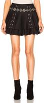 Vanessa Bruno Fabio Skirt in Black.