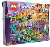 Lego Toddler Girl's Friends Amusement Park Roller Coaster - 41130