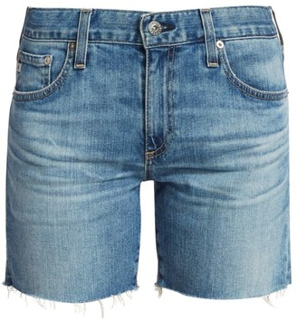 AG Jeans Becke Slim Denim Shorts