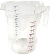 Winco 4qt Measuring Cup
