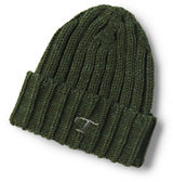 Classic Men's Rib Hat-Forest Night