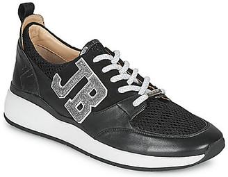 JB Martin 1KORLA women's Shoes (Trainers) in Black