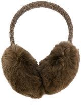 Yves Salomon Four Rex ear plugs