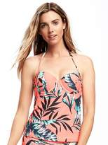 Old Navy Underwire Halter Tankini Top for Women