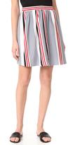 MAISON KITSUNÉ Marin Bali Skirt