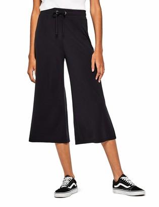 Find. Women's Trousers in Soft Jersey Culotte Cut