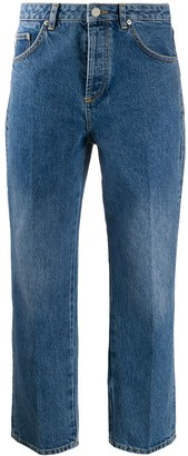 Fiorucci Claire high-waisted boyfriend jeans