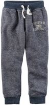 "Carter's Toddler Boy Property of Awesome Dept."" Knit Pants"