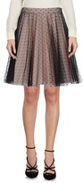 RED Valentino Knee length skirts - Item 35323328