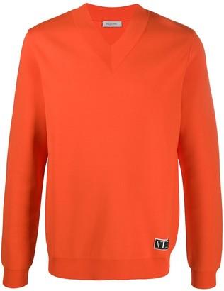 Valentino VLTN V-neck jumper