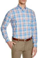 Tailorbyrd Plaid Classic Fit Button Down Shirt