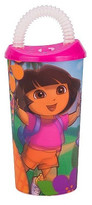 Nickelodeon Zak! Dora the Explorer Fun Sip