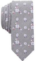 Original Penguin Men's Chenango Floral Skinny Tie