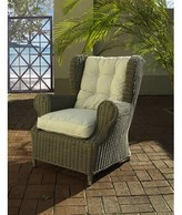 Outdoor Cottage Deep Seating Patio Chair with Cushion Padmas Plantation