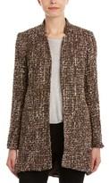 Peace of Cloth Wool-blend Coat.