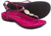 Vionic Technology Lizbeth T-Strap Sandals (For Women)