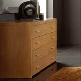 Kayli 4 Drawer Dresser Brayden Studio Color: Cherry