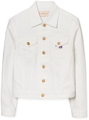 Tory Burch Classic Denim Jacket