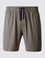 Marks And Spencer Supersoft Micromodaltm Pyjama Shorts
