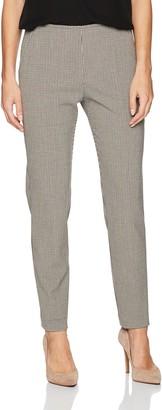 Trina Turk Women's Varvara Toluca Tattersall Skinny Pant