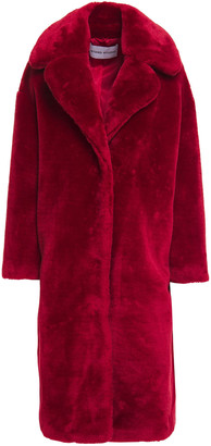 Stand Studio Camilla Oversized Faux Fur Coat