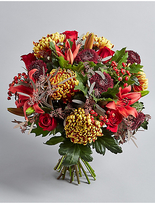 Marks and Spencer The Collection Majestic Bloom Flower Bouquet