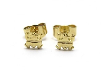 H.Stern Gold Yellow gold Earrings