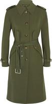 Michael Kors Wool-gabardine trench coat