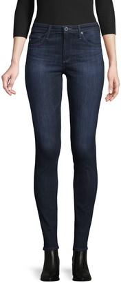 AG Jeans GNR Super Skinny Ankle Jeans