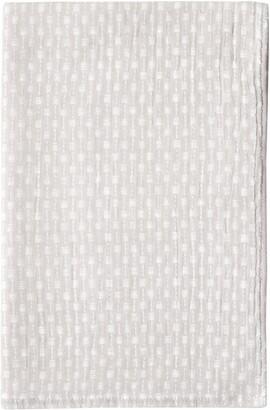 UCHINO Wicker Print Waffle & Pile Hand Towel
