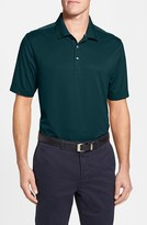 Cutter & Buck Men's Big & Tall 'Glendale' Drytec Moisture Wicking Polo