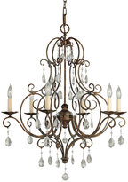 Feiss Chateau 6-Light Single Tier Chandelier