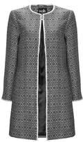 Wallis Monochrome Textured Coat
