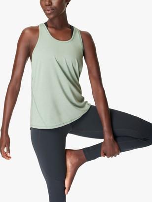 Sweaty Betty Energise Workout Vest, Marina Green
