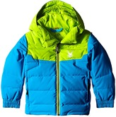 Spyder Mini Clutch Down Jacket (Toddler/Little Kids/Big Kids)