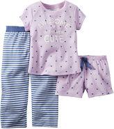 Carter's Pajama Set- Girls 4-6x
