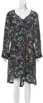 Zadig & Voltaire Silk Midi Dress