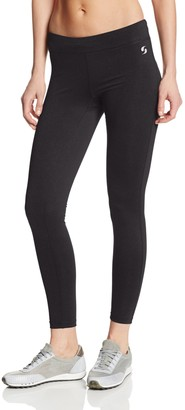Soffe Women's JRS Run Legging Poly Spndx