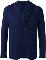 Harris Wharf London patch pockets blazer