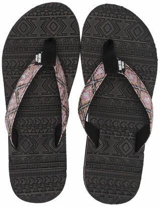 Muk Luks Women's Women's Emma Sporty FF- Metallic Sandal