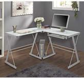 Wrought Studio L-Shape Computer Desk