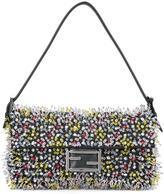 Fendi Baguette shoulder bag - women - Leather/Polyester/plastic - One Size
