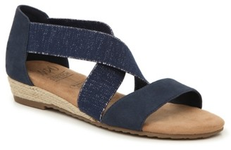 Impo Roley Espadrille Wedge Sandal