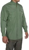 Columbia Bonehead Shirt - Long Sleeve (For Big and Tall Men)