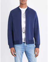 Kenzo Tiger Cotton-jersey Jacket
