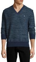 Vivienne Westwood Fringed Trim Sweater