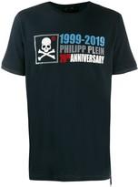 Philipp Plein Platinum Cut Anniversary 20th T-shirt